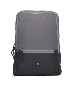 LOUDANDCLEAR - Backpack Loudandclear Black Grey