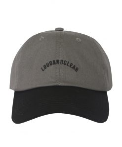 LOUDANDCLEAR - Topi Polocap Loudandclear New Series