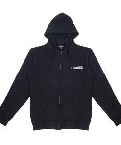 LOUDANDCLEAR - Jaket Ziphoodie Rosemary Letter To Friend