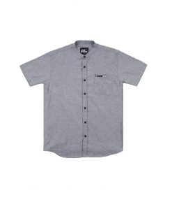 LOUDANDCLEAR - Uncollar Oxford Loudandclear GREY