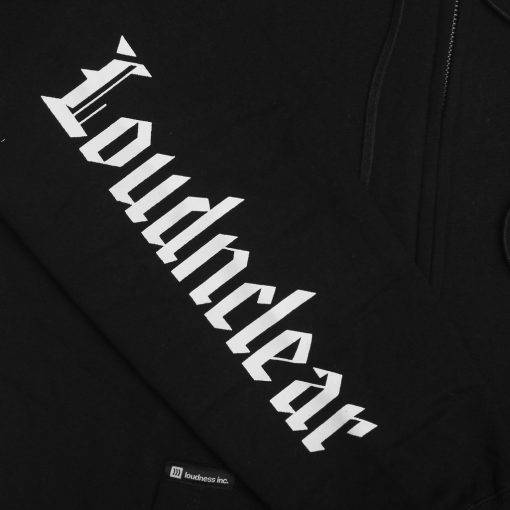 LOUDANDCLEAR - Ziphoodie Sweater Loudandclear New Series