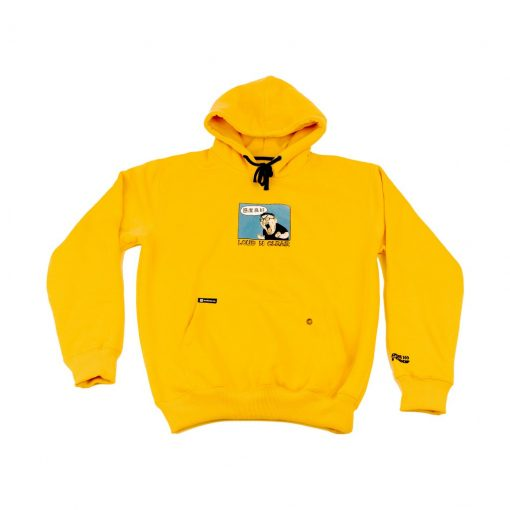 LOUDANDCLEAR - Hoodie Scream Loudandclear Official